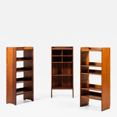 Martin Nyrop Martin Nyrop Bookcases