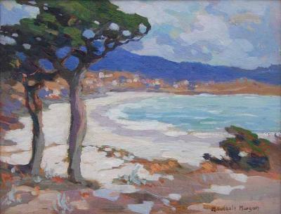 Mary DeNeale Morgan Carmel Beach