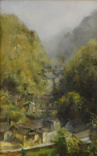 Mary Qian Into the Mountain