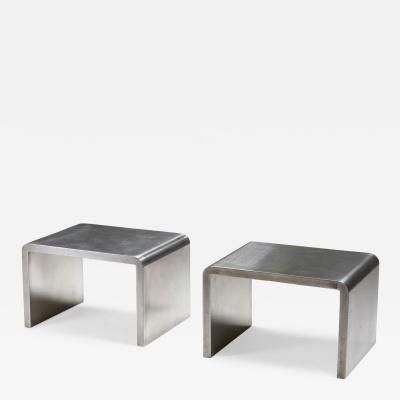 Marzio Cecchi Marzio Cecchi Side Tables Italy Mid Century Modern 1960s