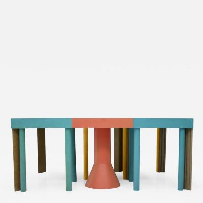 Massimo Morozzi Massimo Morozzi Tangram Tables for Cassina 1983