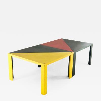 Massimo Morozzi tangram table Morozzi Cassina