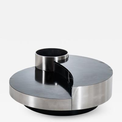 Massimo Papiri Coffee Bar Table Produced by Mario Sabot