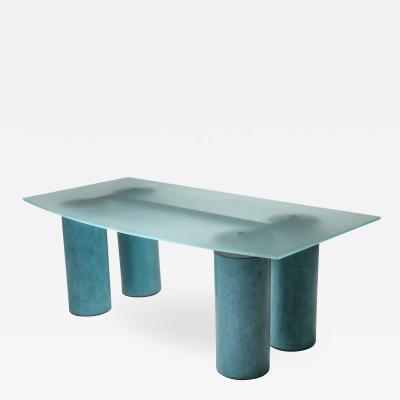 Massimo Vignelli Massimo Vignelli Serenissimo Table Desk for Acerbis 1970s