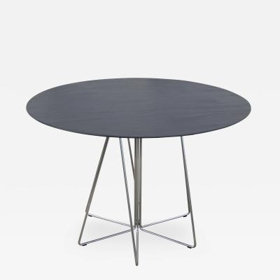 Massimo Vignelli PaperClip Table by Lella and Massimo Vignelli for Knoll