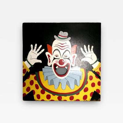 Massive Carnival Toss Hand Painted Board