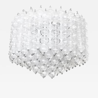 Massive Venini Murano Glass Chandelier