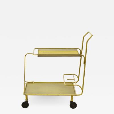 Mathieu Mat got Mathieu Mat got Enameled Steel Cart