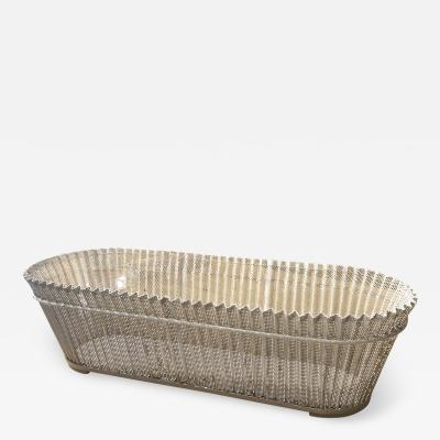 Mathieu Mat got Mathieu Mategot Rigitule planter or fruit basket