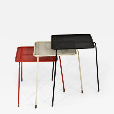 Mathieu Mat got Set of Soumba nesting tables