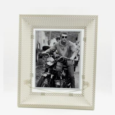 Mathieu Mate got French Designer Mathieu Mate got Picture Photo Frame circa 1950s