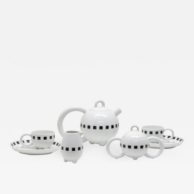 Matteo Thun Tea Set Fantasia by Matteo Thun