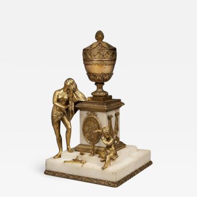 Matthew Boulton Antique English 18th Century Matthew Boulton Venus Vase Ormolu Parfumerie