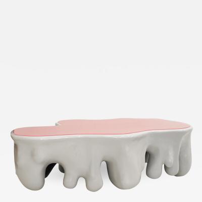 Mattia Bonetti Contemporary Mattia Bonetti Sculptural Italian Coffee Table