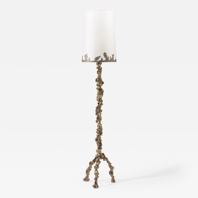 Mattia Bonetti Floor Lamp Standard Lamp Grotto Natural 2014
