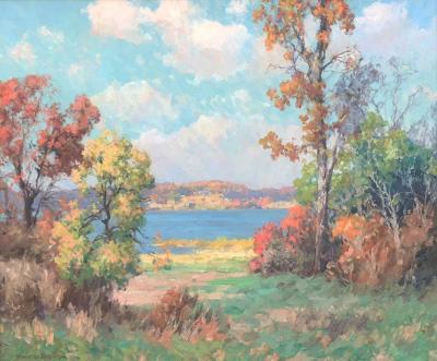 Maurice Braun Lake Cuyamaca