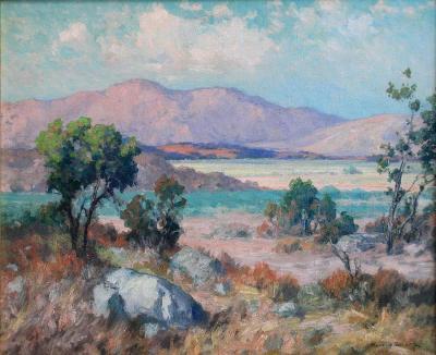 Maurice Braun Southern California