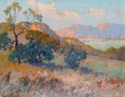 Maurice Braun Sunny Day