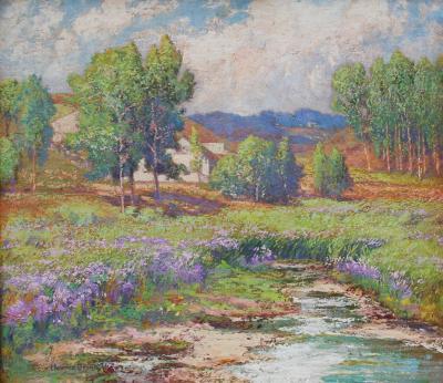 Maurice Braun Wild Hyacinth