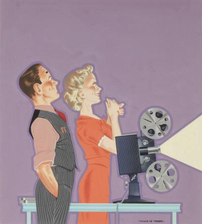 Maurice Freed Home Movies I