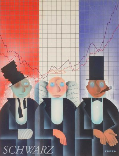 Maurice Freed The Markets 1935