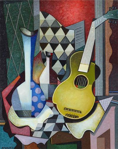 Maurice Green The Green Guitar