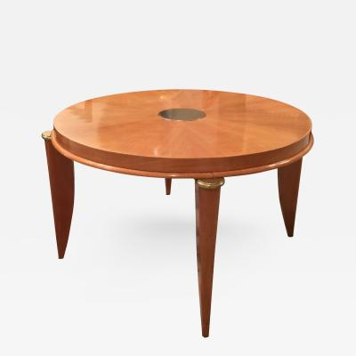 Maurice Jallot Art Deco Low Table by Maurice Jallot
