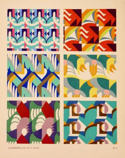 Maurice Pillard Verneuil Maurice Pillard Verneuil Kaleidoscope Ornements Abrstaits