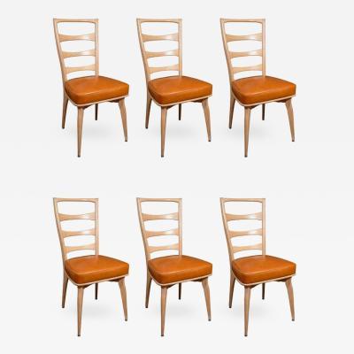 Maurice Pr Six Maurice Pre Dining Chairs