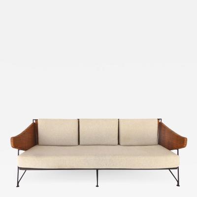 Maurizio Tempestini Mid Century Modern Sofa Designed by Maurizio Tempestini for Salterini circa 1955