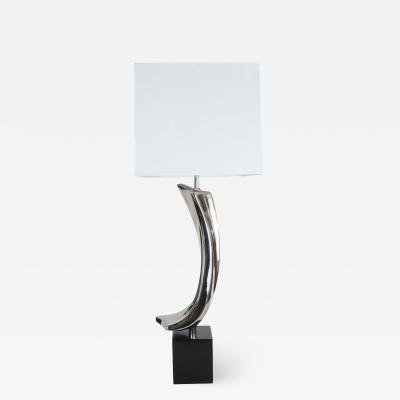 Maurizio Tempestini Midcentury Brutalist Table Lamp by Maurizio Tempestini for Laurel Lamp Co