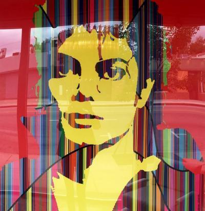Mauro Oliveira Mauro Oliveira Michael Jackson Lithograph