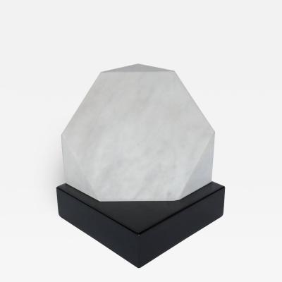 Max Bill Max Bill Mid Century Modernist Marble Sculpture Kubus 1966
