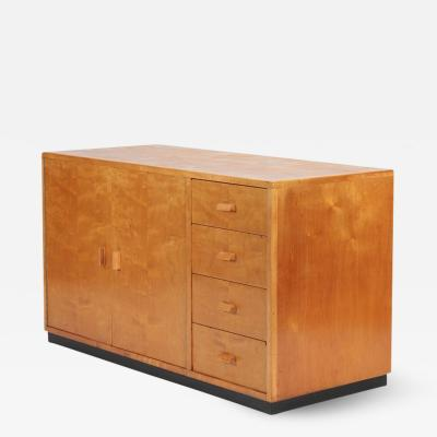 Max Ernst H feli Sideboard Small Peoples Cabinet Birch 40s