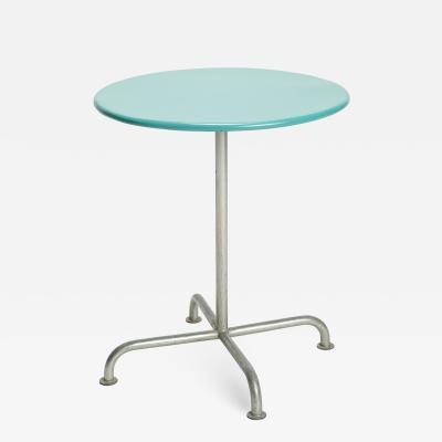 Max Ernst Max Ernst Haefeli Garden Table Embru Werke White 40s