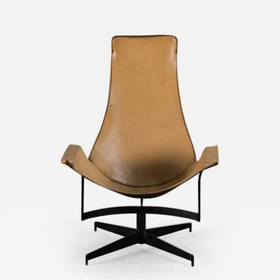 Max Gottschalk Max Gottschalk Swivel Swing Chair