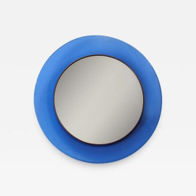 Max Ingrand Blue Mirror Model 1669