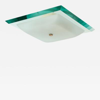 Max Ingrand Ceiling Light Model 1990 by Max Ingrand for Fontana Arte