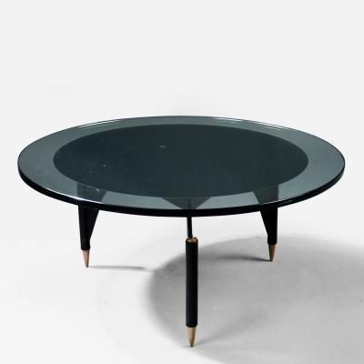 Max Ingrand Coffee Table by Max Ingrand 1908 1969 Fontana Arte Italy ca 1960