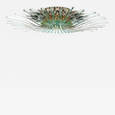 Max Ingrand Exceptional 32 Light Chandelier by Max Ingrand for Fontana Arte