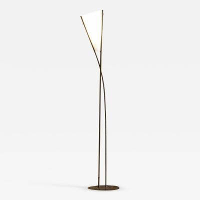 Max Ingrand Floor Lamp by Max Ingrand for Fontana Arte
