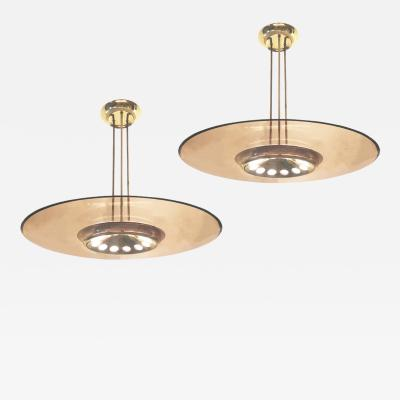 Max Ingrand Fontana Arte Ceiling Light Model 1508 by Max Ingrand 2 Available