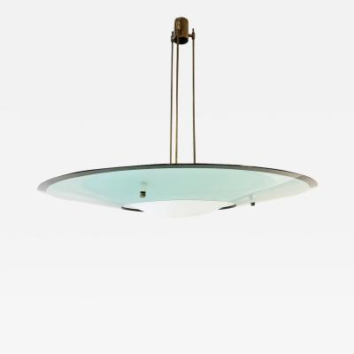 Max Ingrand Fontana Arte Ceiling Light Model 2097 by Max Ingrand