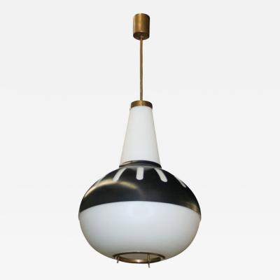 Max Ingrand Fontana Arte Chandelier Designed by Max Ingrand made in Italy