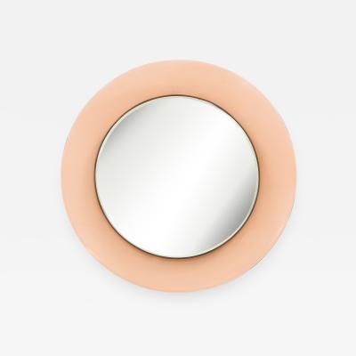 Max Ingrand Fontana Arte Pink Mirror
