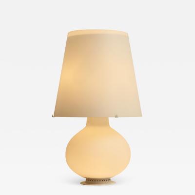 Max Ingrand Large 1853 Fontana Arte Table Lamp by Max Ingrand