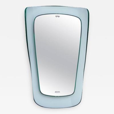 Max Ingrand M 20 important Trapezoidal Form Mirror by Max Ingrand for Fontana Arte