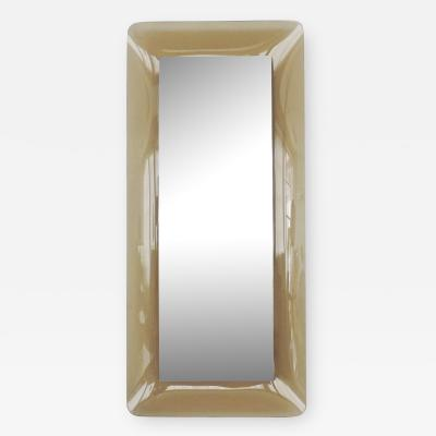 Max Ingrand Max Ingrand Model 2273 Wall Mirror for Fontana Arte Italy 1950s