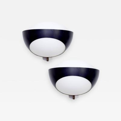 Max Ingrand Max Ingrand Sconces for Fontana Arte Italy 1960s
