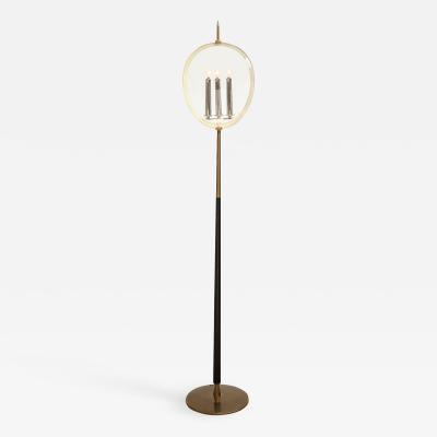 Max Ingrand Rare Floor Lamp 1569 by Max Ingrand for Fontana Arte